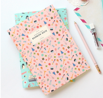 pretty nice notebooks [pretty notebook, nice notebook, notebooks pretty]