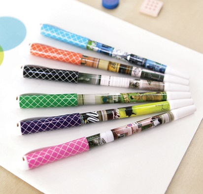 colour pens [colour pens, colour pen sets, color pen sets]