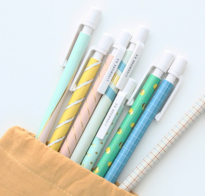 cool stylish pencils [cool pencils, stylish pencils, stylish stationery]