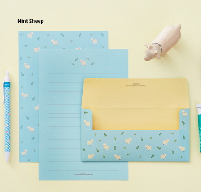 pretty stationery [pretty stationery, pretty stationary, nice stationery]
