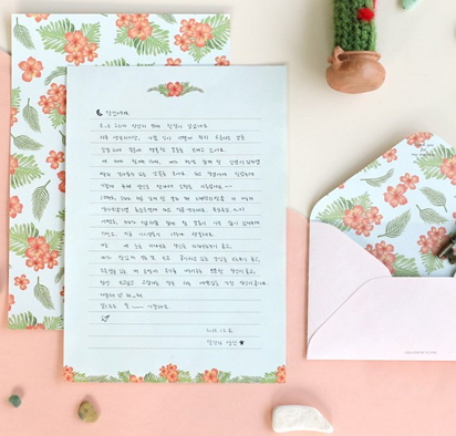 paper for writing letters