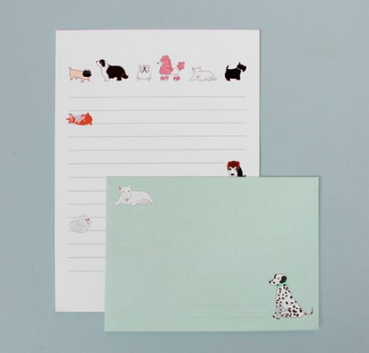 pretty writing paper [writing paper, pretty writing paper, pretty stationery]